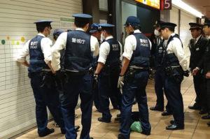 探偵と職務質問 ◆大阪の調査ならはたみ探偵事務所◆