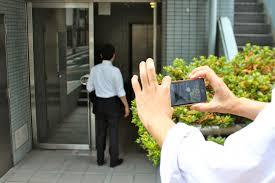 大阪と東京で連携した調査