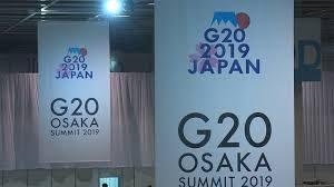 G20大阪サミット開催中での調査