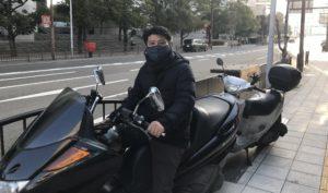 バイク部隊最強